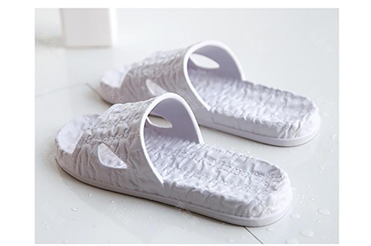 朴西品牌火山纹家居浴室凉拖鞋的详细介绍