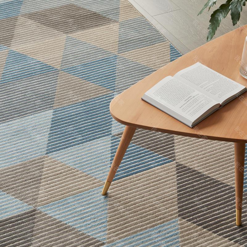 同音织造品牌司图系列地毯