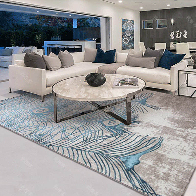同音织造品牌时代光线地毯